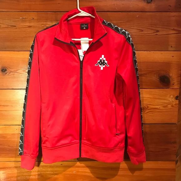 3df39973665d2 Marcelo Burlon High Fashion Kappa Track Jacket. M 5b85a2c2a31c335c5107e0ca
